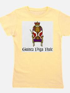 Guinea Pigs Rule T-Shirt