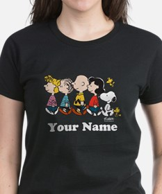 Peanuts Walking No BG Persona Tee