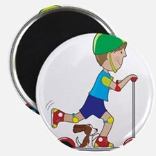 Scooter Boy Magnets