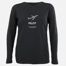 Pilot Knight in Shining Armor T-Shirt
