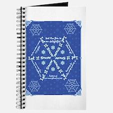 Let It Snow Journal