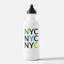 Cute Ny subway Water Bottle
