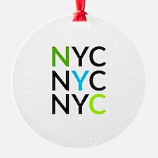 NYC Ornament