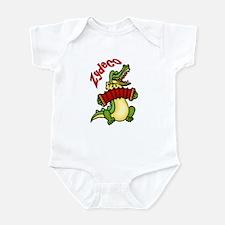 Zydeco Gator Infant Bodysuit