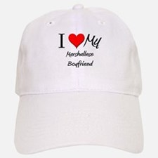I Love My Marshallese Boyfriend Baseball Baseball Cap