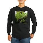 Ferns on Oak Tree Long Sleeve T-Shirt