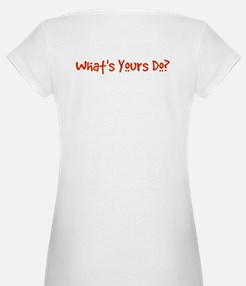 My Dog Flys, Whats Yours Do? Shirt