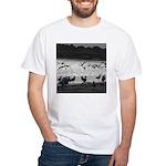 Gulls in Flight T-Shirt