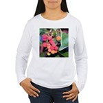 Madrone Berries Long Sleeve T-Shirt