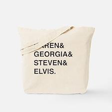 Unique Georgian Tote Bag