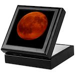 Red Moon Keepsake Box