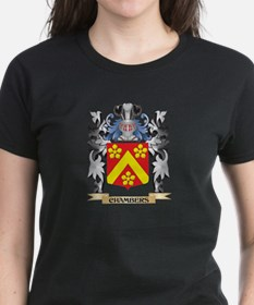 Chambers Coat of Arms - Family Crest T-Shirt