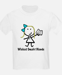 Book - Wicked Smah T-Shirt