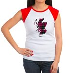 Map - Kerr Women's Cap Sleeve T-Shirt