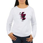 Map - Kerr Women's Long Sleeve T-Shirt