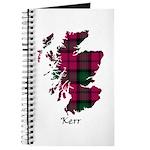 Map - Kerr Journal