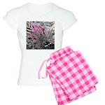 Pink Flowers Pajamas