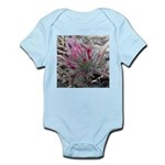 Pink Flowers Body Suit
