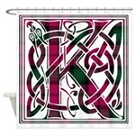 Monogram - Kerr Shower Curtain