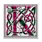 Monogram - Kerr Tile Coaster