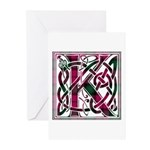Monogram - Kerr Greeting Cards (Pk of 10)