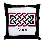 Knot - Kerr Throw Pillow