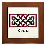 Knot - Kerr Framed Tile
