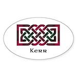 Knot - Kerr Sticker (Oval 50 pk)