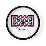Knot - Kerr Wall Clock