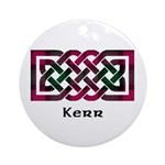 Knot - Kerr Ornament (Round)