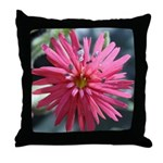 Indian Pink Throw Pillow