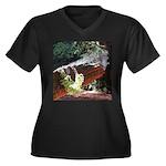 Rising Steam Plus Size T-Shirt