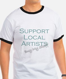 Support Local Artists - Buy M T