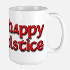 Happy Solstice Mugs