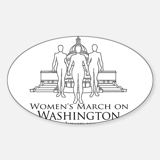 Women's March on Washington Decal