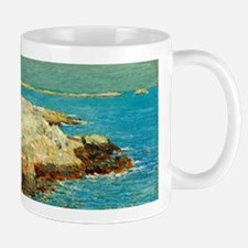 A North East Headland by Childe Hassam Mugs