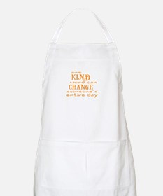 One Kind word can Change someones entire day Apron
