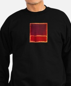 ROTHKO ORANGE RED Sweatshirt