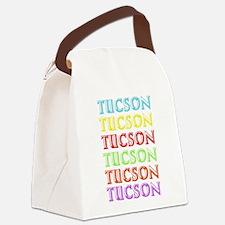 Tucson Canvas Lunch Bag