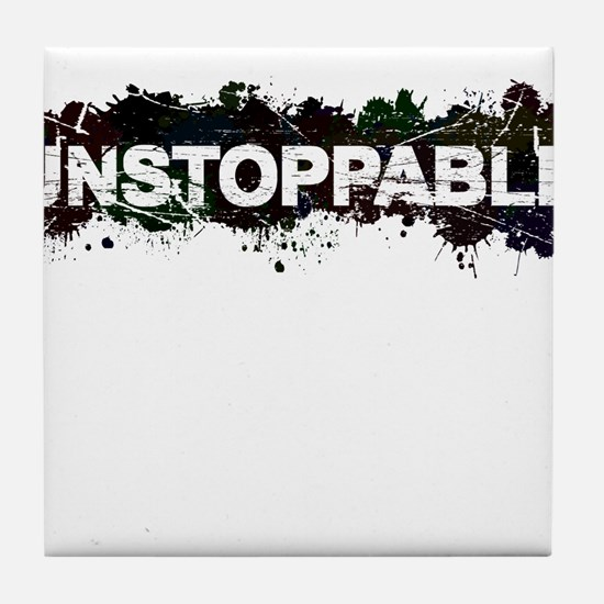 Unstoppable Tile Coaster