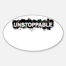 Unstoppable Decal