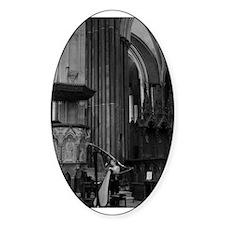 Salisbury Oval Decal