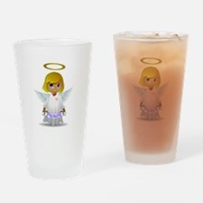 Angel of Peace Drinking Glass