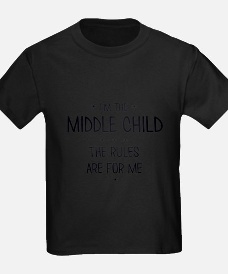 MIDDLE CHILD 3 T-Shirt