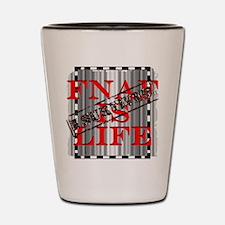 FNAF is life Shot Glass