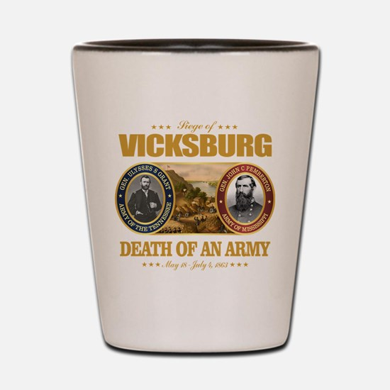Vicksburg (FH2) Shot Glass