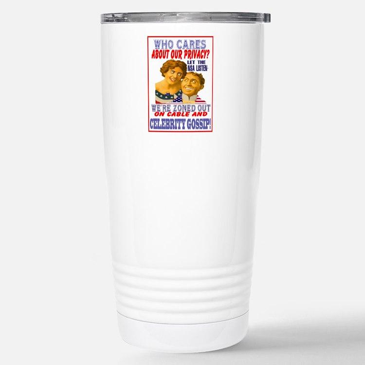 Cute Spier Travel Mug