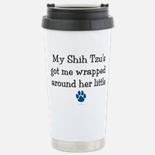 Cute Pooch Travel Mug