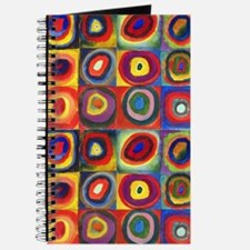 Color Study by Wassily Kandinsky Journal