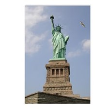 Statue of Liberty NYC Postcards (Package of 8)